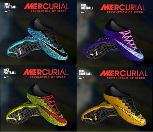 New Boots Pack 2014