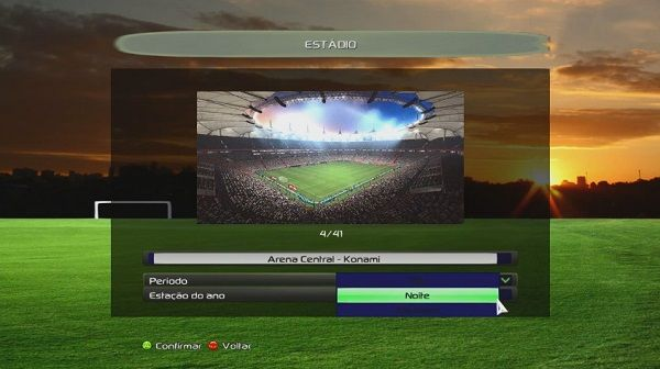 Arena Central PES 2014