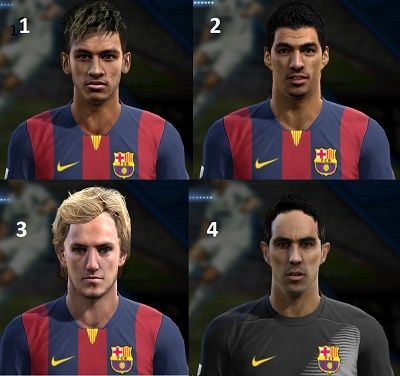 New Faces Barcelona