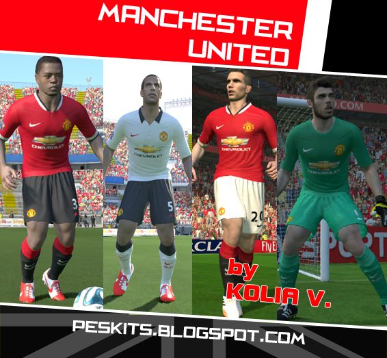 New Kits Manchester Unaited Fu...