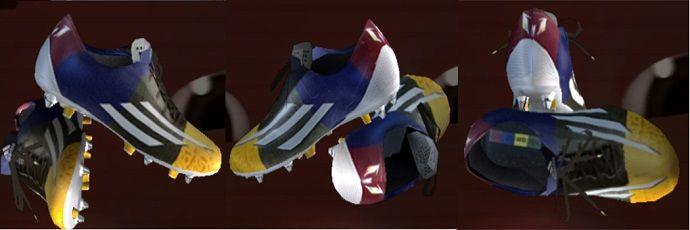 New Boots Adidas adizero IV Messi 2015 BlauGrana