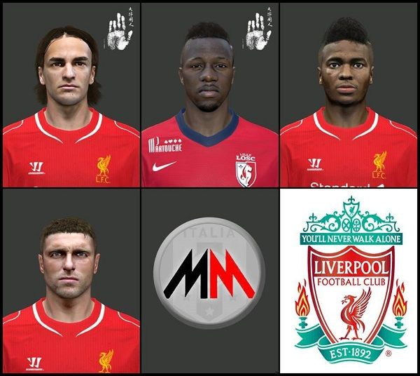 Liverpool New Facepack