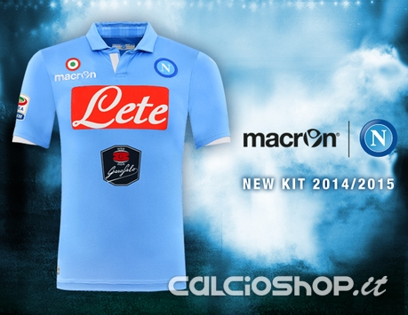 Pes 2014 New Kits SSC Napoli 2014/15 by Tunevi