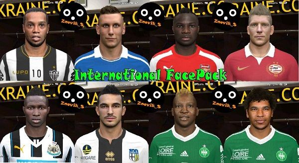 International FacePack