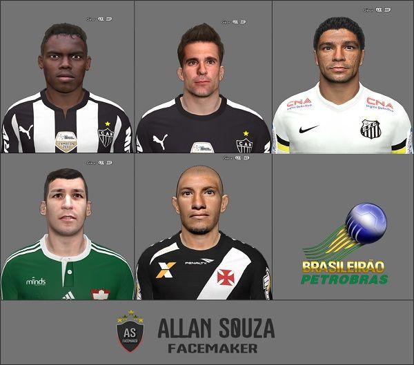 Facepack Brasileirаo #2