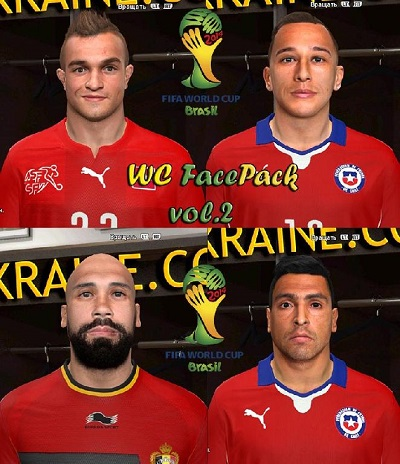 FacePack WC 2014
