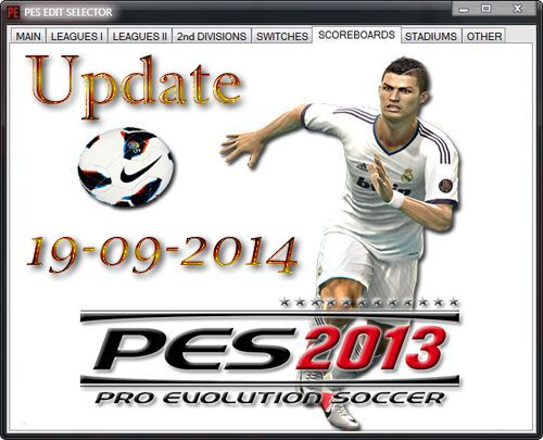 New Option File Season 14/15 f...