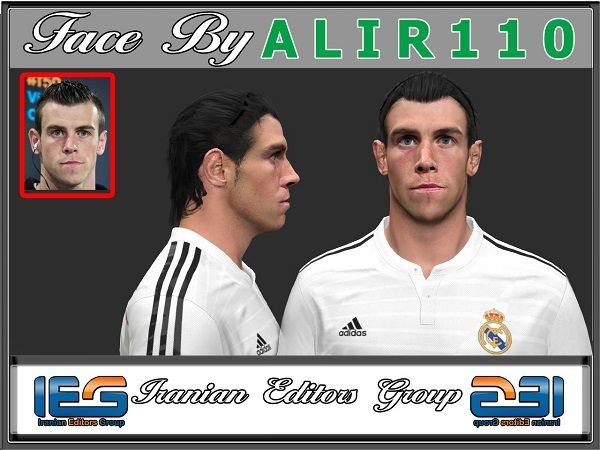 Face G.Bale