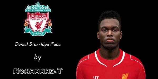 Face Daniel Sturridge