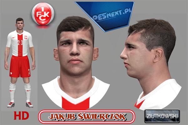 Face Jakub Swierczok