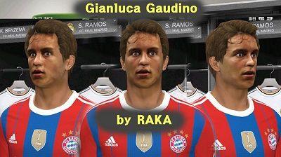 Face Gianluca Gaudino