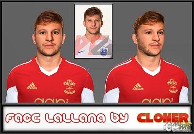 Face Lallana