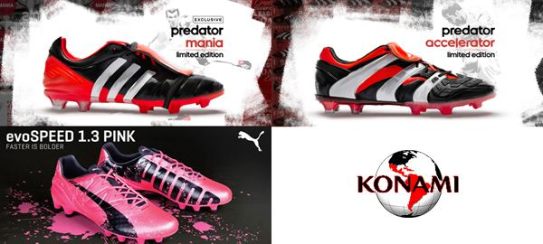PES 2013 New Boots