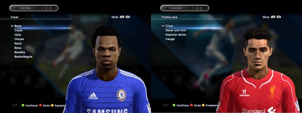 Face Loic Remy & Coutinho