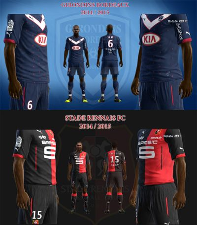 New Kits of the French Team 20...