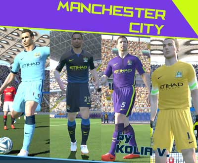 PES 2014 Manchester City 2014-...