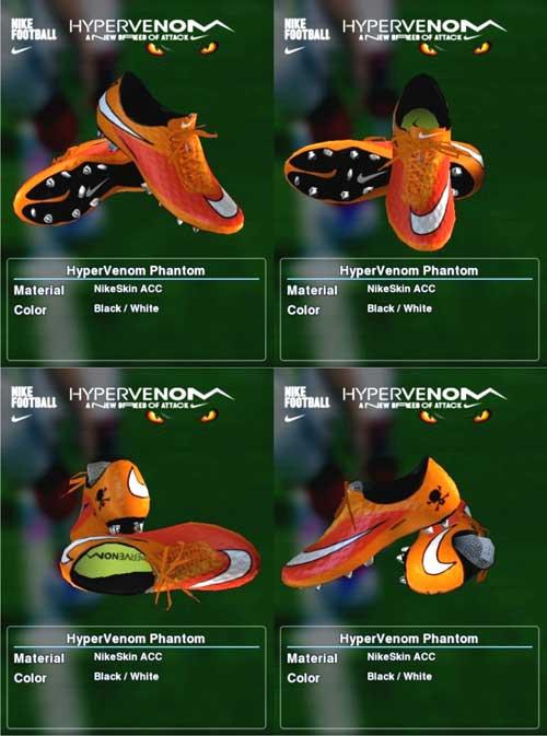 PES 2013 Nike Hypervenom Crimson