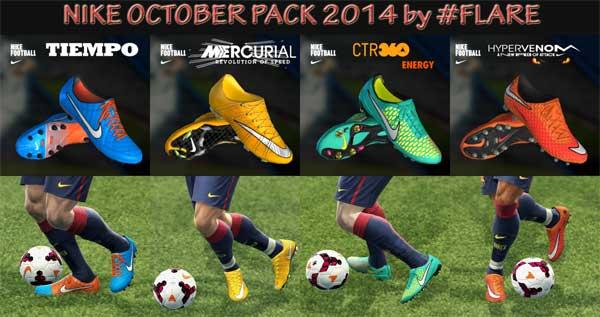 NIKE October 2014 Pack
