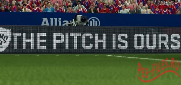 Bundesliga Adboards for PES 2014