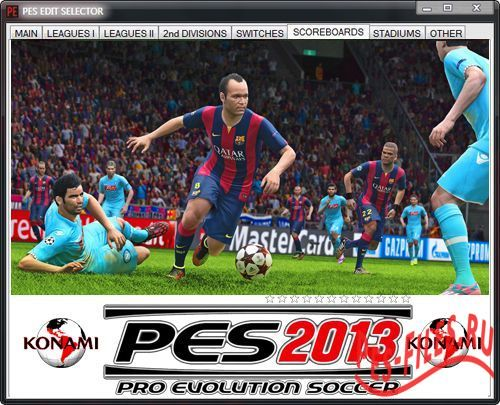 футбол 1 онлайн Update: Update PESEdit 6.0 Season 14/15 V2, патчи и моды