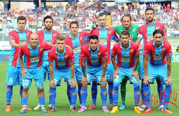 GDB New Kits Catania 2014/15