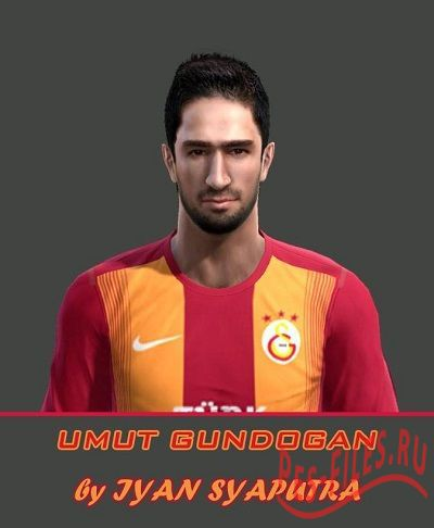 Umut Gundogan Face