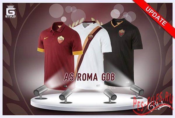 GDB Roma 14/15 UPDATE