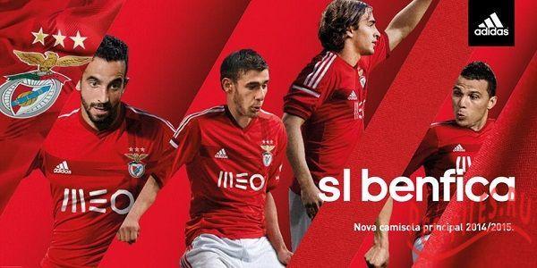SL Benfica 14/15 Kits