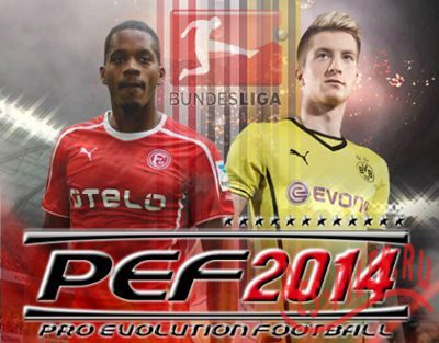 Pesgalaxy.com Patch 2014 3.00 The New Season