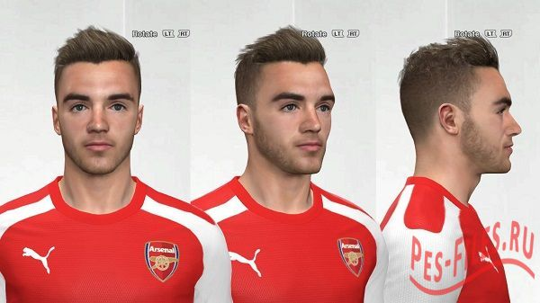 Faces Calum Chambers