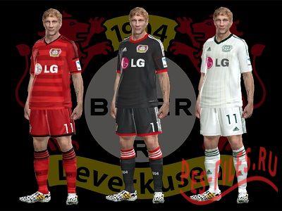 GDB Kits Bayer 04 Leverkusen 1...
