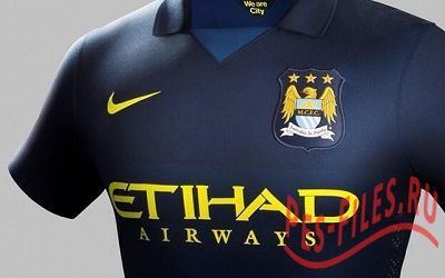 Manchester City Kits 2014/15 Update