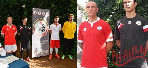 GDB New Kits FC Bari 14/15
