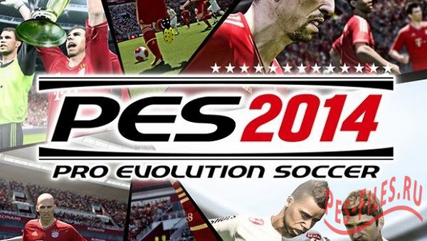 PES Smoke 2014 Patch Gold 6.3 season 2014/2015
