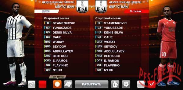 Neftchi PFC Baku GDB Kits