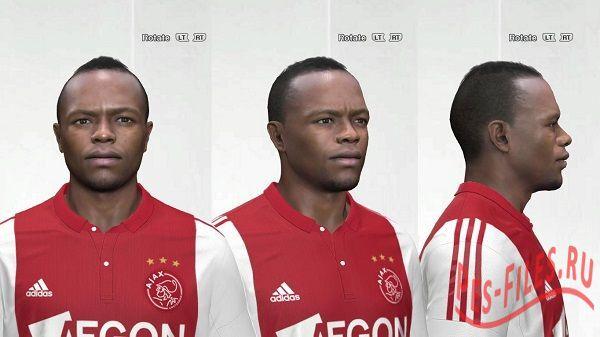 Face Thulani Serero