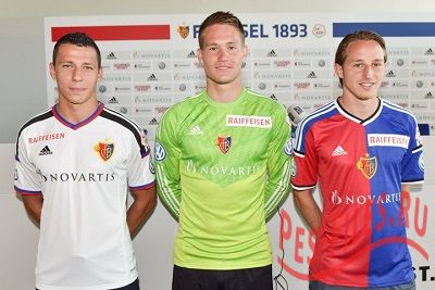 Kits Basel 14/15 Champions League