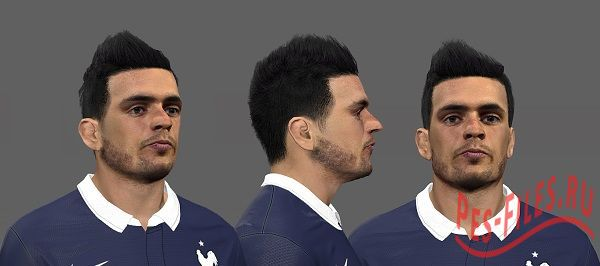 Remy Cabella Face