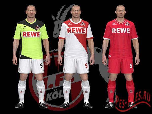 Updated GDB Kits 1.FC Köln