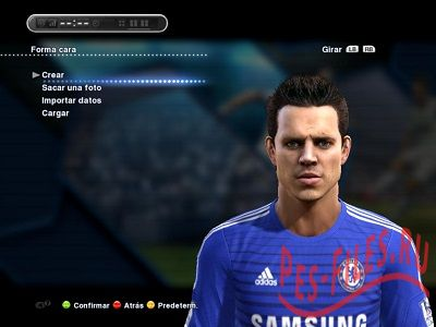 New Face and Hair Cesar Azpilicueta