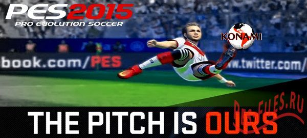 PES 2015 Super Patch v4.0