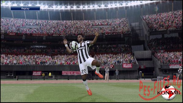 PES 2015 SweetFx Enb Series Photomod