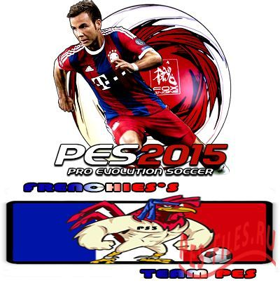 Patch PC Universel Frenchiess Team Pes v1.