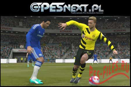 PESnext Patch 2015 v0.1