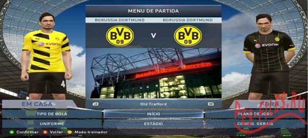 Pes 16 Bundesliga Patch