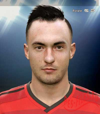 PES 2015 Josip Drmic Face