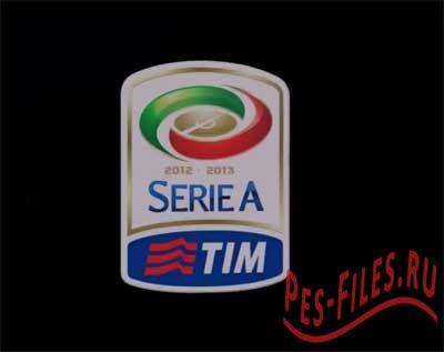 PES 2015 Serie A Replay Logo