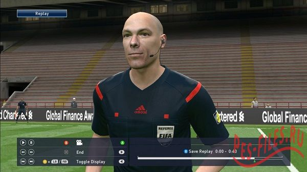 Face Referee Howard Webb