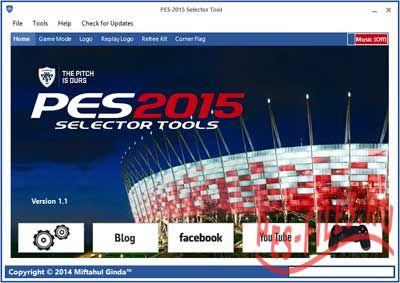 Selector tool V1.1 (fix)