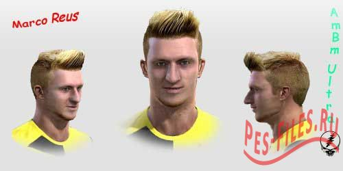 New Marco Reus Face